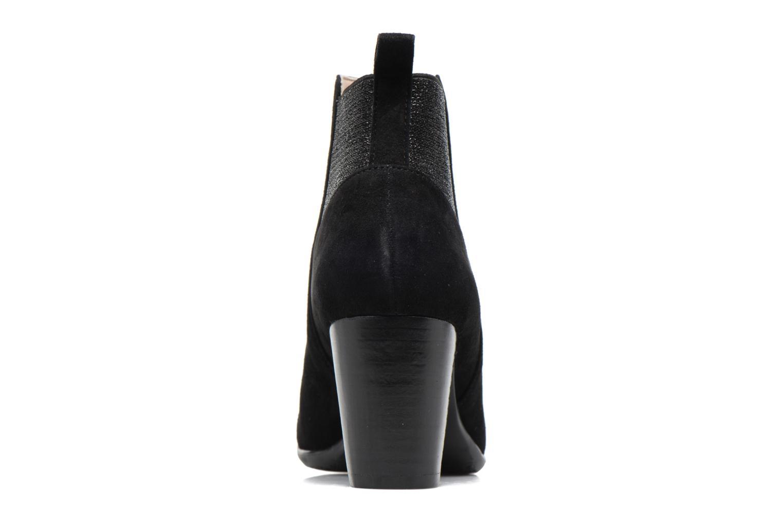 Bottines et boots JB MARTIN Charmel Noir vue droite