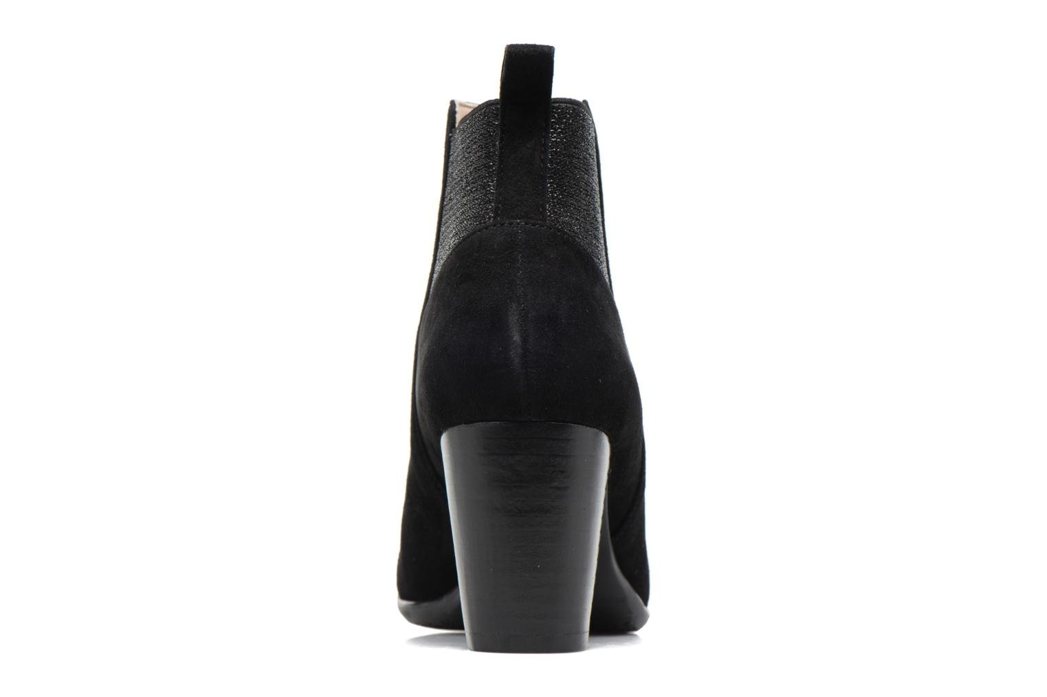 Ankle boots JB MARTIN Charmel Black view from the right