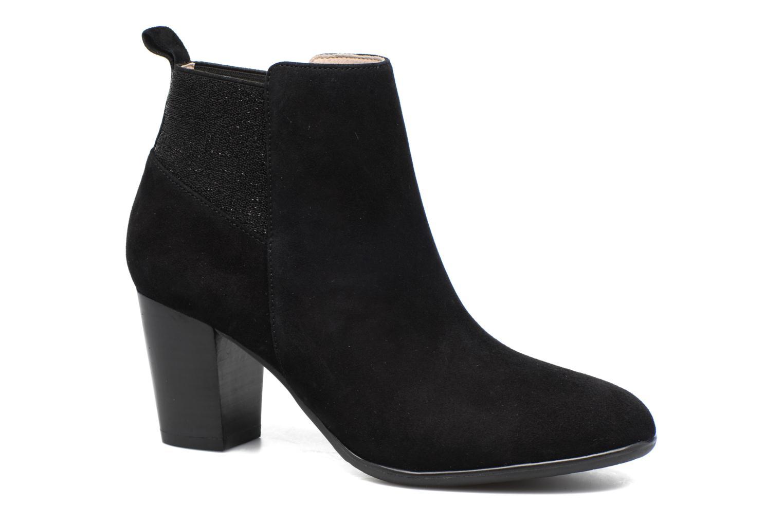 Bottines et boots JB MARTIN Charmel Noir vue détail/paire