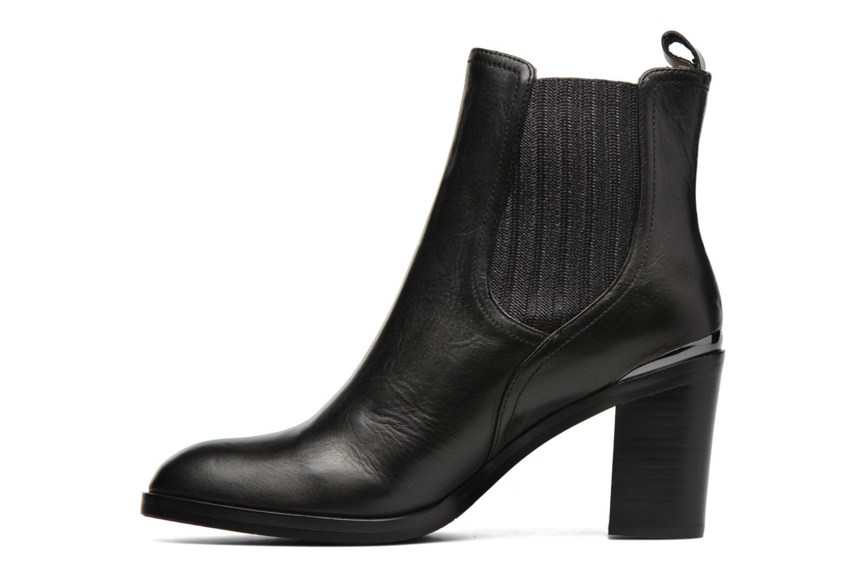 Bottines et boots JB MARTIN Lueur Noir vue face