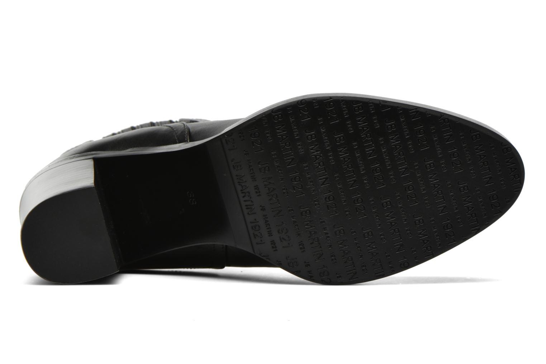 Lueur Veau Garnet Noir