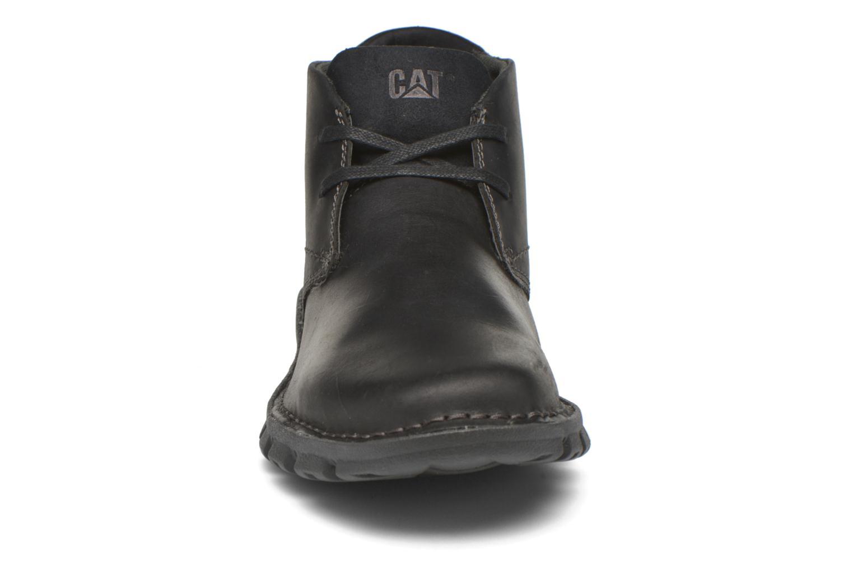 Chaussures à lacets Caterpillar Mitch Noir vue portées chaussures