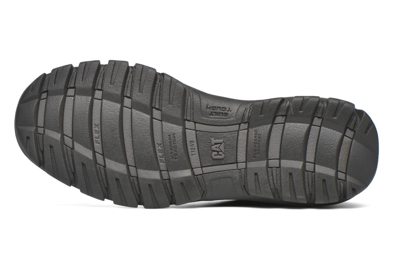 Chaussures à lacets Caterpillar Mitch Noir vue haut