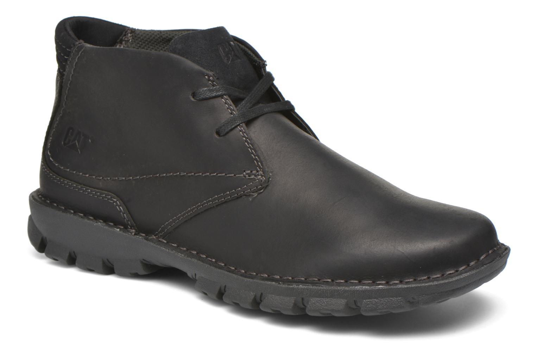 Caterpillar Mitch (Noir) - Chaussures à lacets chez Sarenza (272396)