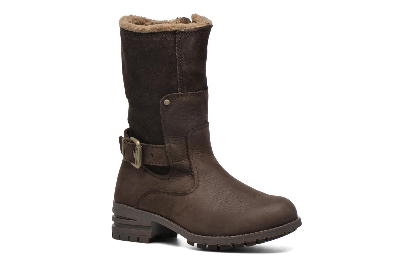 Caterpillar Randi marron - Chaussures Boot Femme