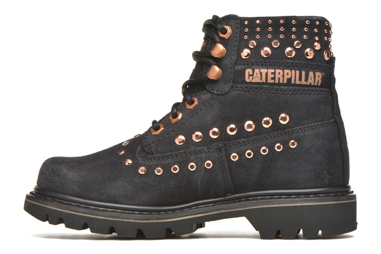 Bottines et boots Caterpillar Colorado Snazzy Noir vue face