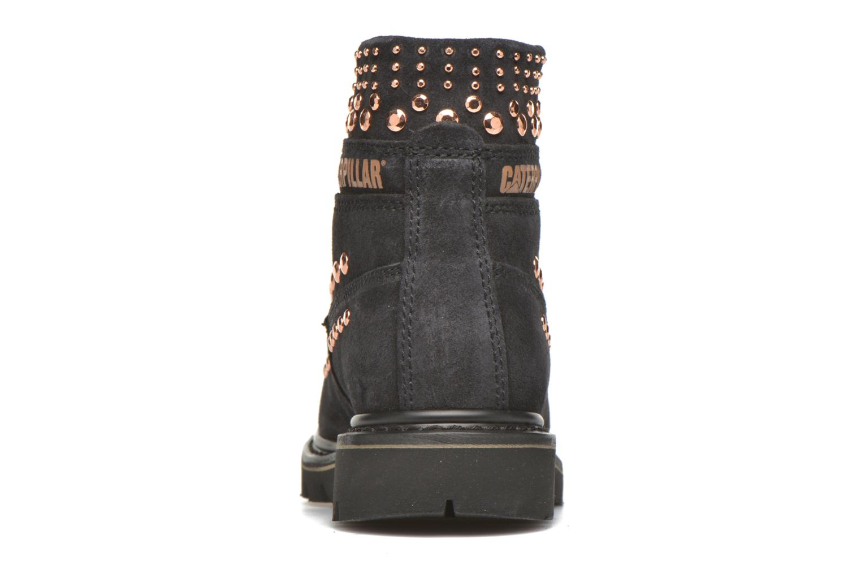 Bottines et boots Caterpillar Colorado Snazzy Noir vue droite