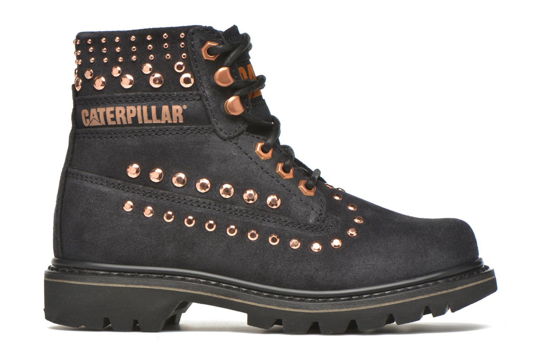 Bottines et boots Caterpillar Colorado Snazzy Noir vue derrière