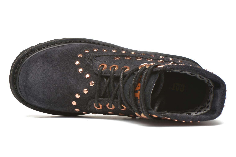 Bottines et boots Caterpillar Colorado Snazzy Noir vue gauche