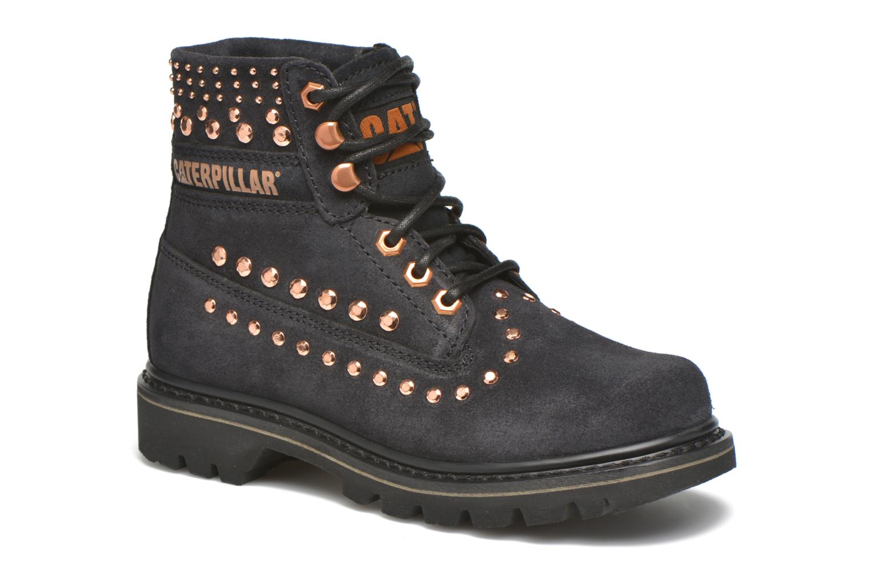 Bottines et boots Caterpillar Colorado Snazzy Noir vue détail/paire