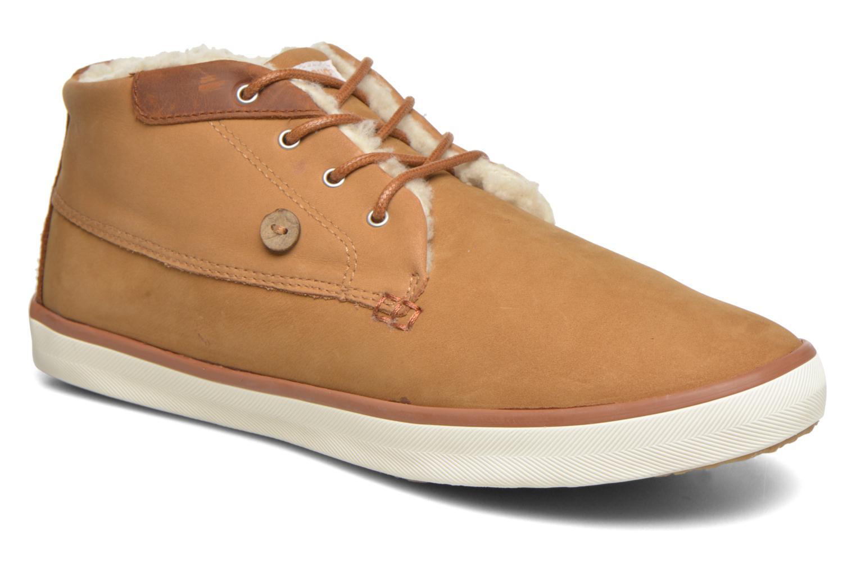 Faguo Wattle 03 (Marron) - Chaussures à lacets chez Sarenza (272426)