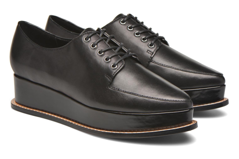 Zapatos con cordones Opening Ceremony ELEANORA II Negro vista 3/4