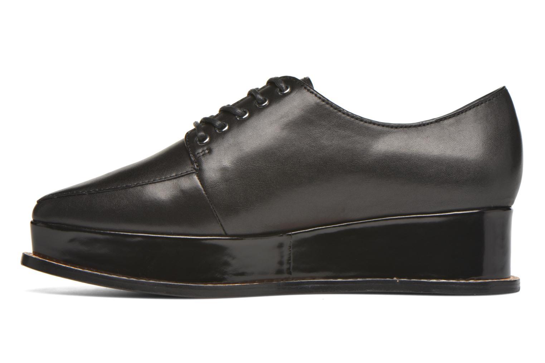 Zapatos con cordones Opening Ceremony ELEANORA II Negro vista de frente