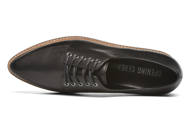 Zapatos con cordones Opening Ceremony ELEANORA II Negro vista lateral izquierda