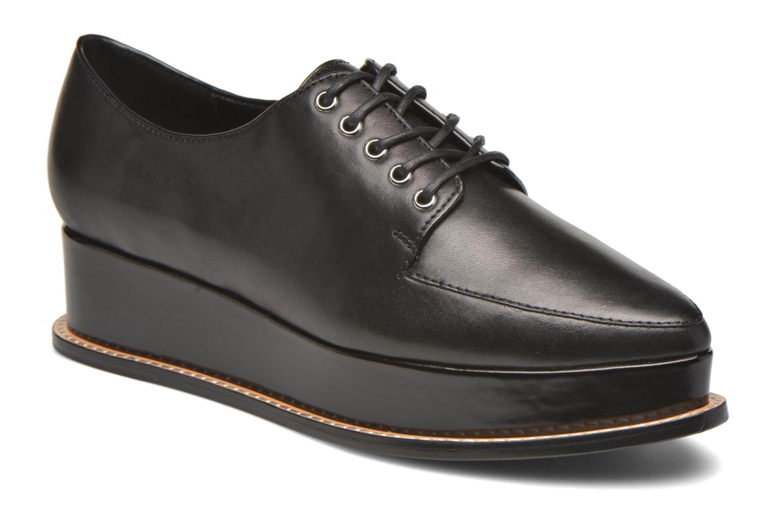 Zapatos con cordones Opening Ceremony ELEANORA II Negro vista de detalle / par