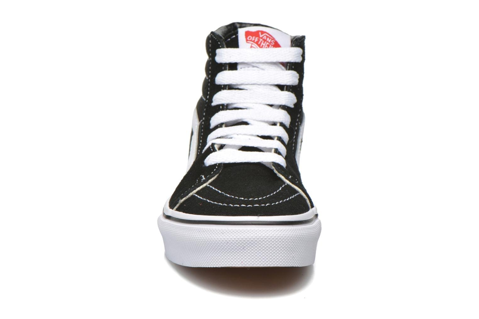 SK8-Hi K Black/true white