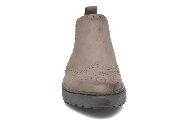 Bottines et boots Ara Toronto 43818 Gris vue portées chaussures