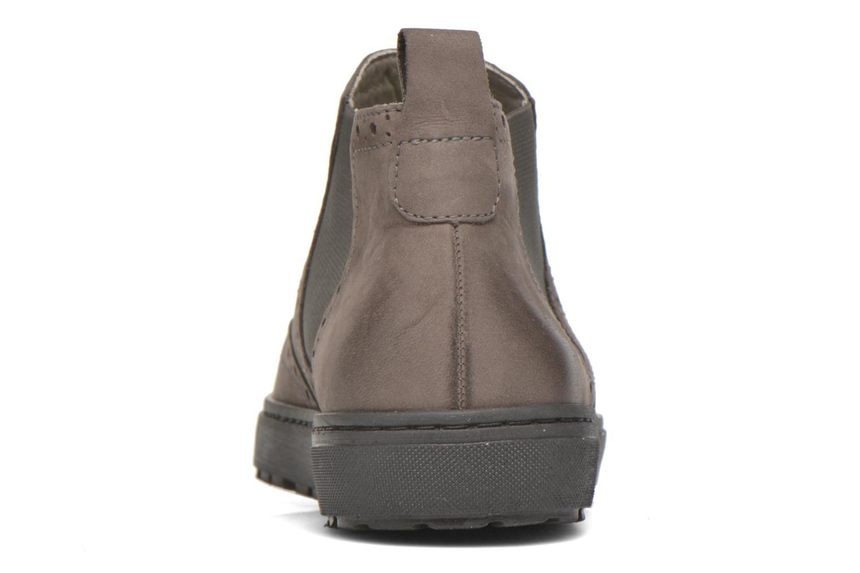 Bottines et boots Ara Toronto 43818 Gris vue droite