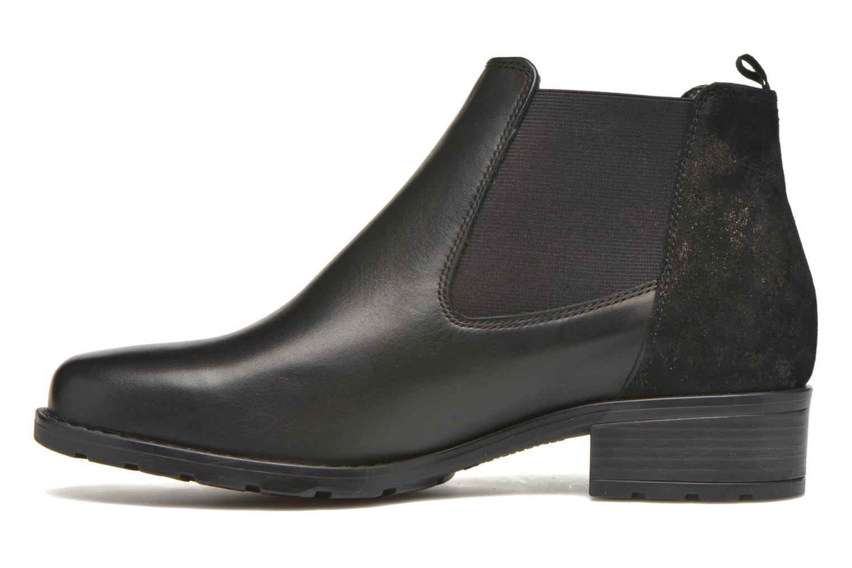 Bottines et boots Ara Liverpool 49501 Noir vue face