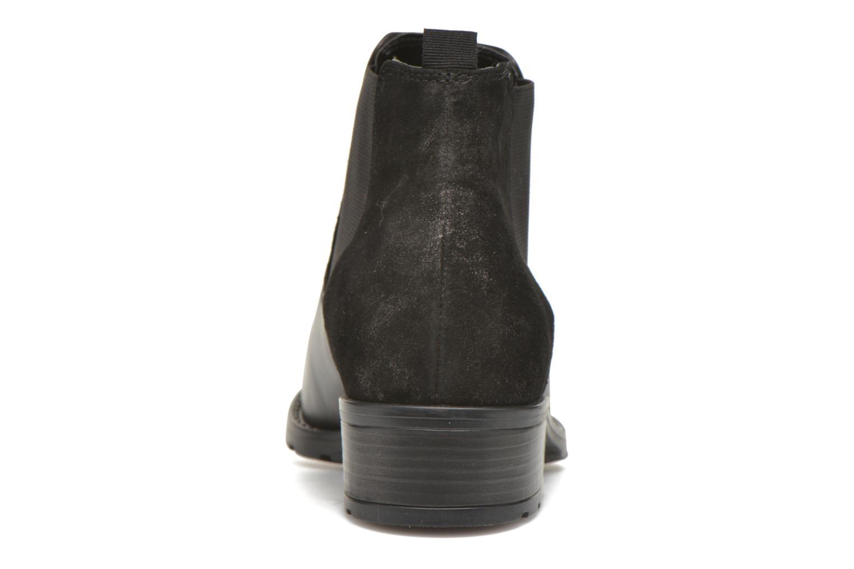 Bottines et boots Ara Liverpool 49501 Noir vue droite
