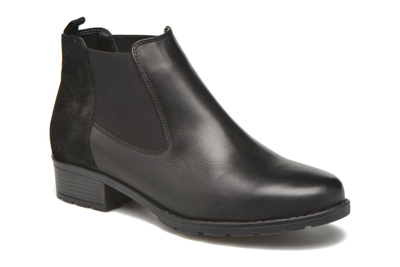 Grandes descuentos últimos zapatos Ara Liverpool 49501 (Negro) - Botines  Descuento