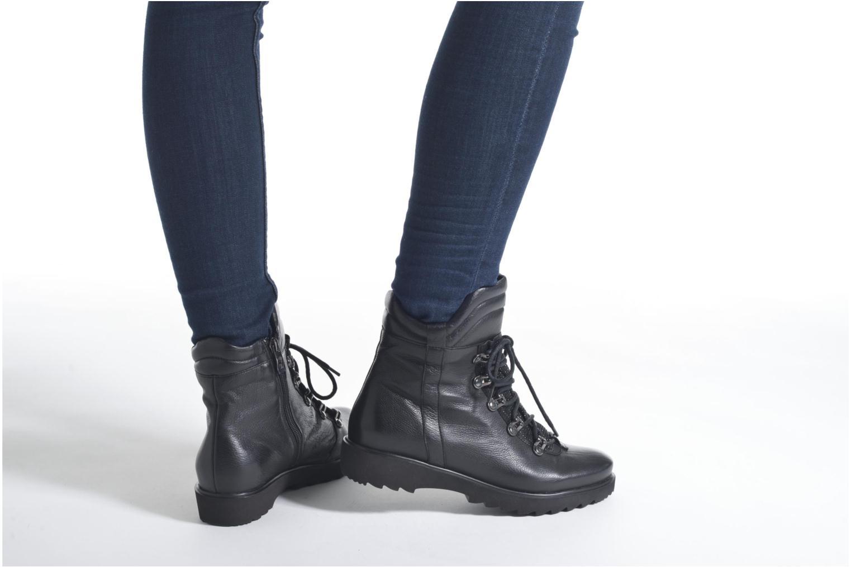 Bottines et boots Ara Malmo 41554 Noir vue bas / vue portée sac