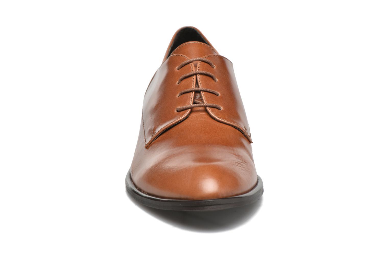 Chaussures à lacets Jonak 2545 Marron vue portées chaussures