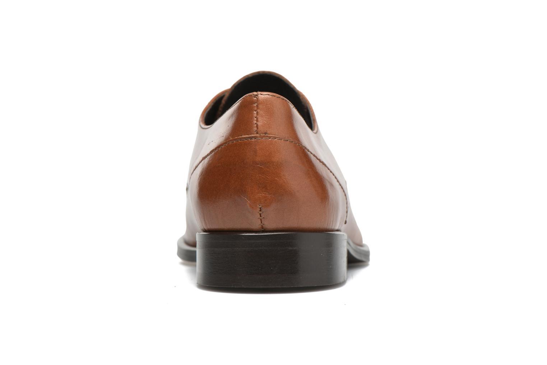 Chaussures à lacets Jonak 2545 Marron vue droite