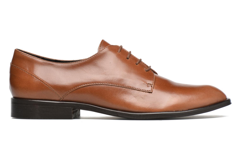 Chaussures à lacets Jonak 2545 Marron vue derrière