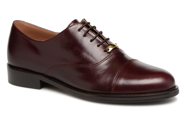 Grandes Deegan descuentos últimos zapatos Jonak Deegan Grandes (Vino) - Zapatos con cordones Descuento e3e4ce