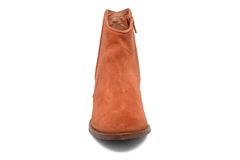 Bottines et boots Jonak Dakota Orange vue portées chaussures