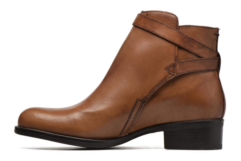 Bottines et boots Jonak 2806 Marron vue face