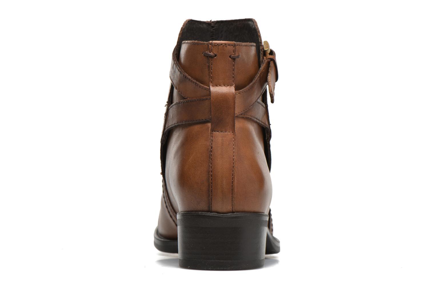 Bottines et boots Jonak 2806 Marron vue droite