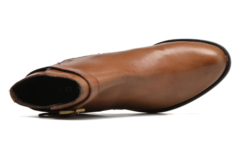 Bottines et boots Jonak 2806 Marron vue gauche