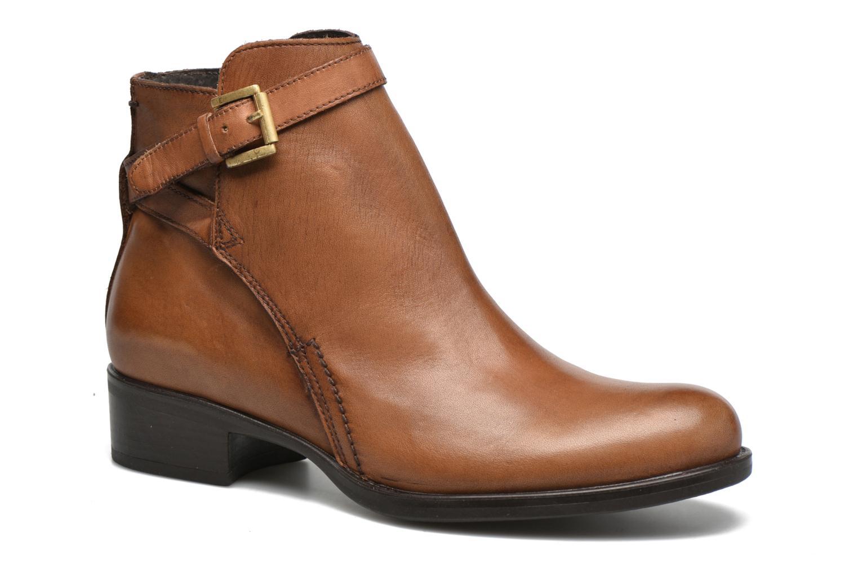 Bottines et boots Jonak 2806 Marron vue détail/paire