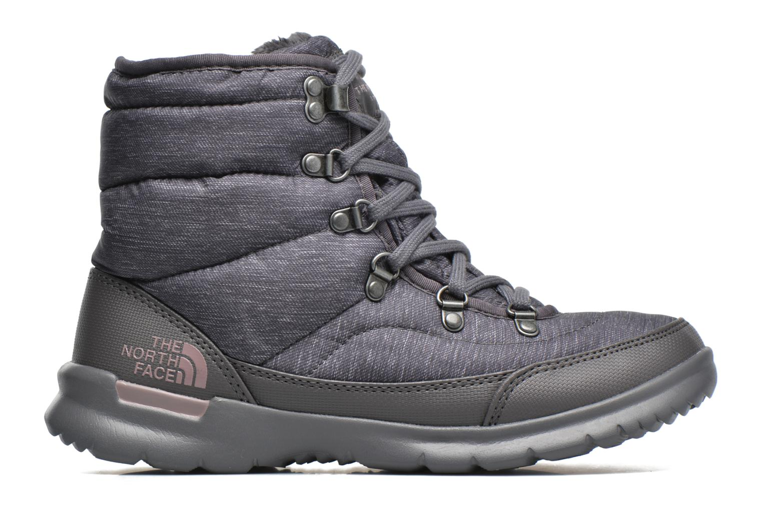 Chaussures de sport The North Face W Thermoball Lace II Gris vue derrière