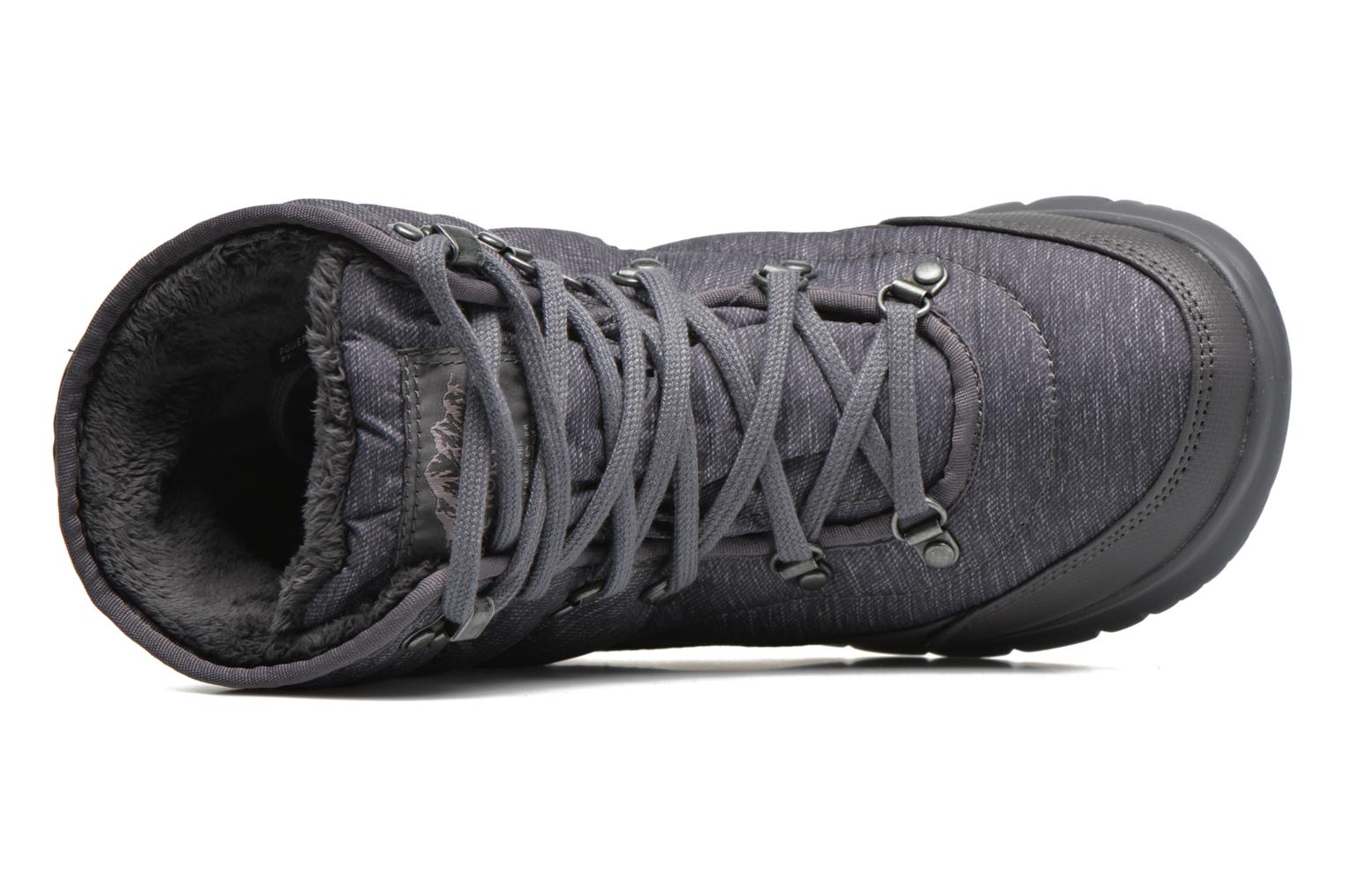 Chaussures de sport The North Face W Thermoball Lace II Gris vue gauche