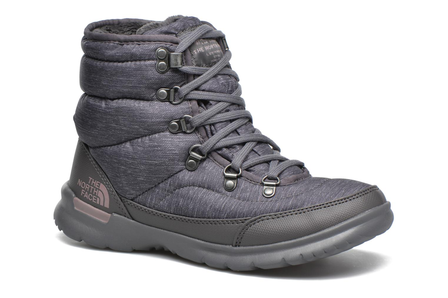 Chaussures de sport The North Face W Thermoball Lace II Gris vue détail/paire