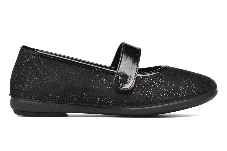 Ballerines I Love Shoes mantaisie Noir vue derrière