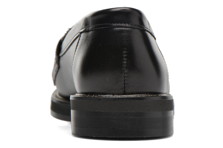 Slipper MAURICE manufacture Pacio schwarz ansicht von rechts
