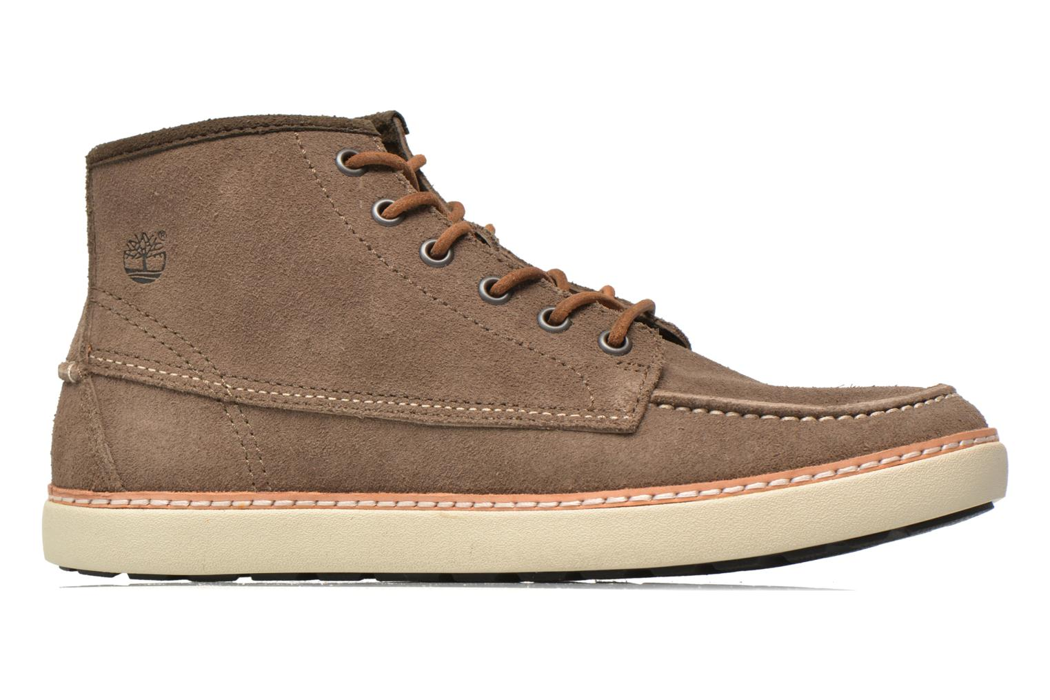 Chaussures à lacets Timberland Earthkeepers Hudstond MTC Gris vue derrière