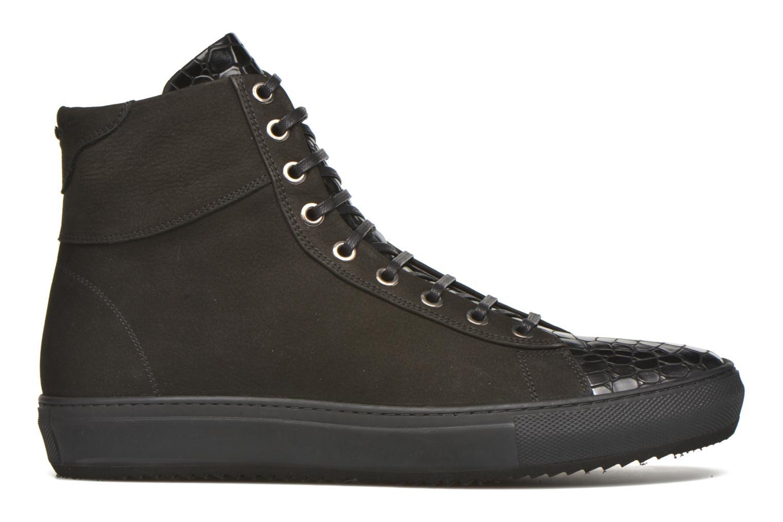 Sneaker Karl Lagerfeld Adolfo schwarz ansicht von hinten