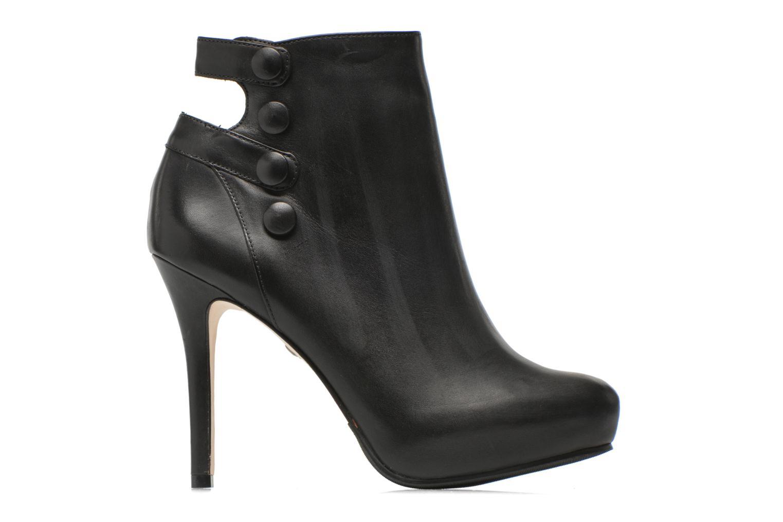 Bottines et boots Buffalo Frida Noir vue derrière