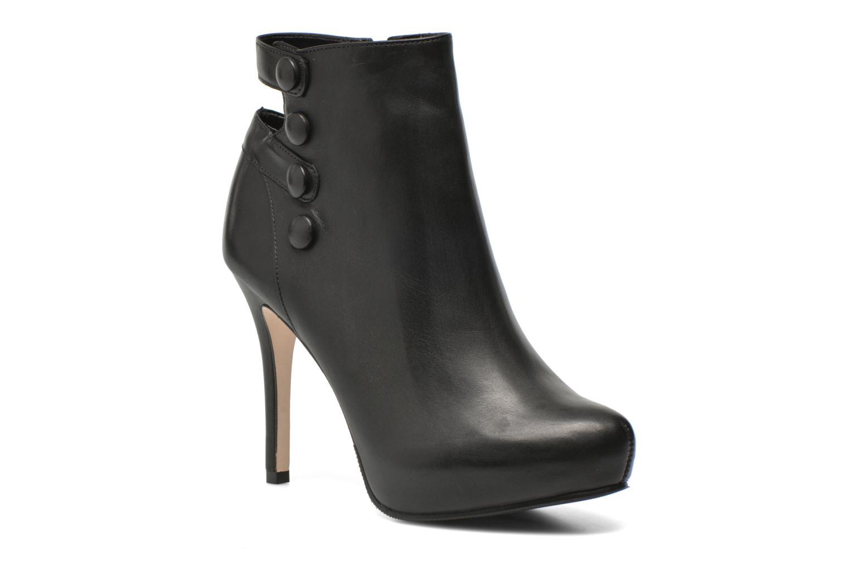 Bottines et boots Buffalo Frida Noir vue détail/paire