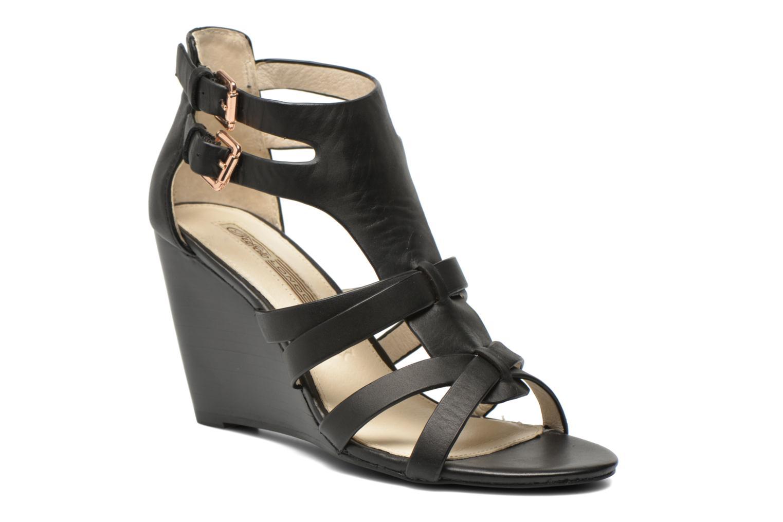 Sandales et nu-pieds Buffalo Evelina Noir vue détail/paire