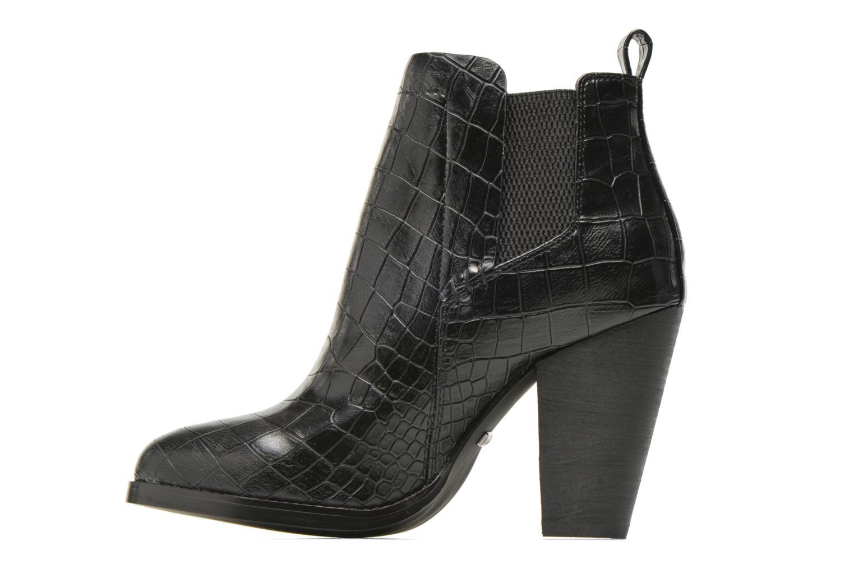 Bottines et boots Buffalo Noely Noir vue face