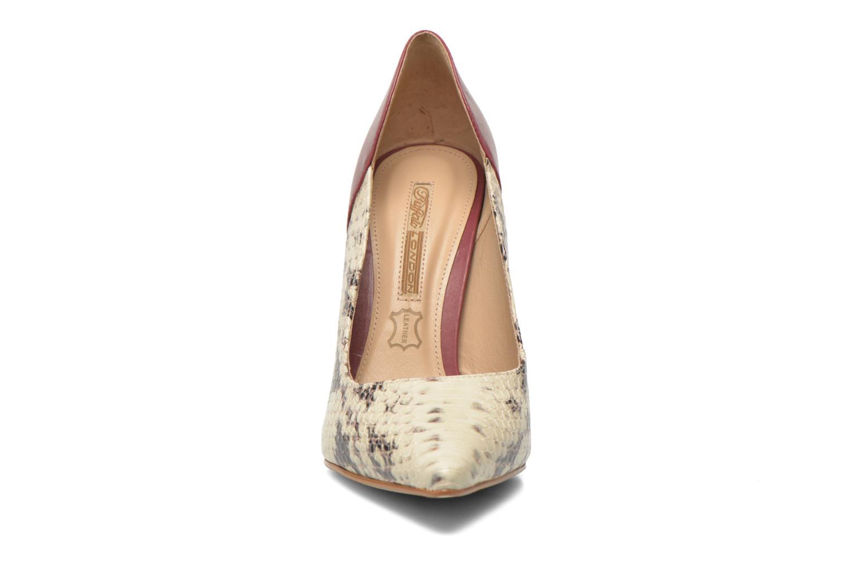 Escarpins Buffalo Loea Multicolore vue portées chaussures