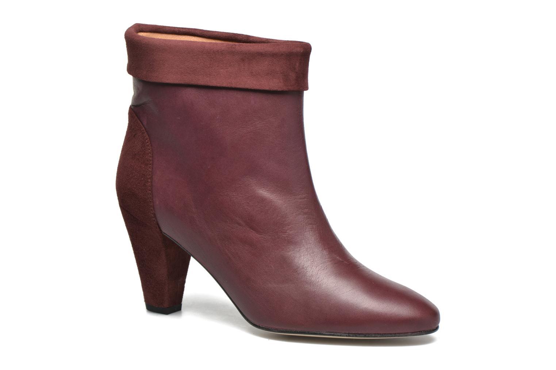Bottines et boots Petite mendigote Argentiere Bordeaux vue détail/paire