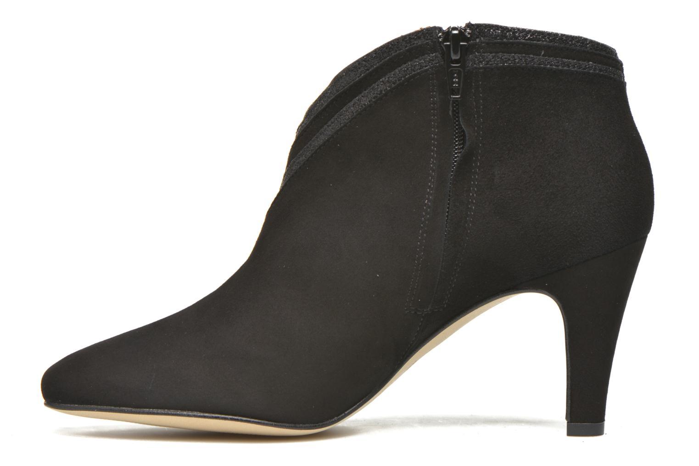 Bottines et boots Petite mendigote Granier Noir vue face