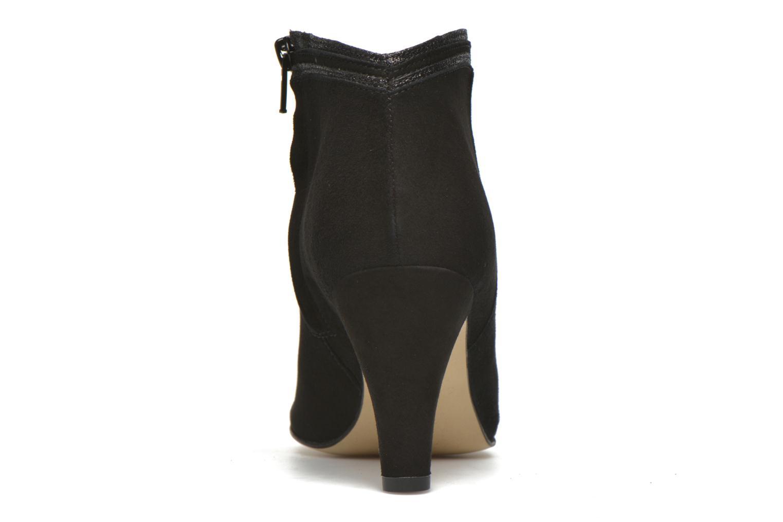 Bottines et boots Petite mendigote Granier Noir vue droite
